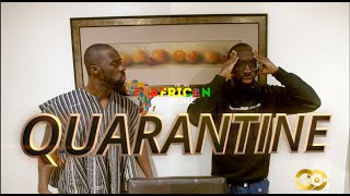 Download Clifford Owusu Comedy - In An African Home: Quarantine (Clifford Owusu)