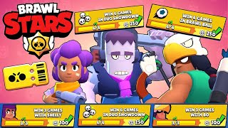 Brawl Stars - Why You Should Do Quests When You Have Brawl Pass!!