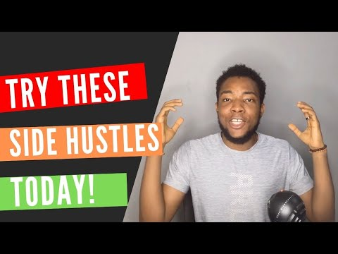 5 Side Hustle Ideas In 2021 If You Are Low On Cash!