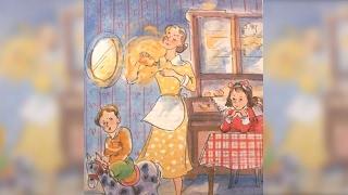 Сборник сказок о Мэри Поппинс, Памела Трэверс #1 аудиосказка с картинками слушать