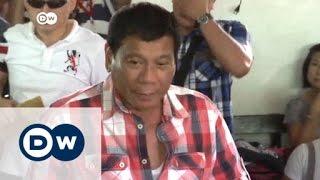 فوز دوتيرتي بمنصب رئيس الفيليبين | الأخبار