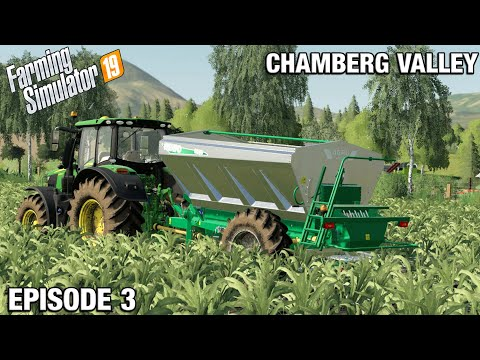 Download SEED DRESSING AND FERTILISER WORK - Chamberg Valley FS19 Ep 3
