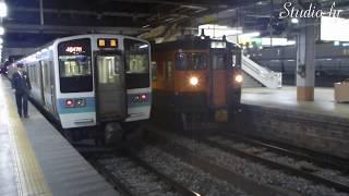 2018しなの鉄道の冬