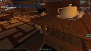 Roblox| Tsunami Sushi| P1| Lets Eat Sushi!| ft. TylerisRandom164| THANK YOU SO MUCH FOR THE SUPPORT!
