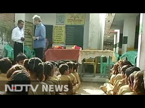 Meet the superstar teacher of Rampur, Uttar Pradesh