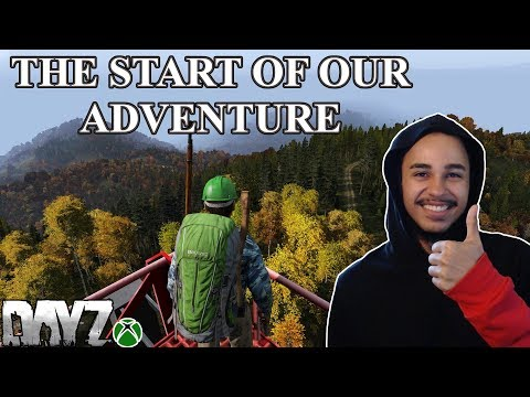 DayZ: Xbox One | I FOUND A CAR | How to go First Person | How to make Fire & Cook