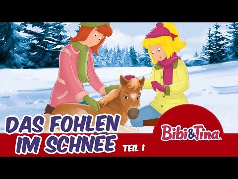 Bibi & Tina - Das Fohlen Im Schnee (Hörbuch - 35 Minuten)   ADVENTSKALENDER Zum Hören | 6. Türchen
