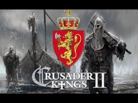 Crusader Kings II 1066 - Hardrada #1 Norway Invades England