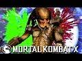I GOT THE PREDATOR SELF DESTRUCT BRUTALITY Mortal Kombat X Predator Gameplay mp3