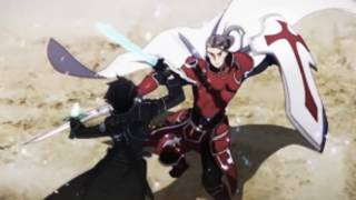 Sword Art Online AMV-Evanescence-My Immortal