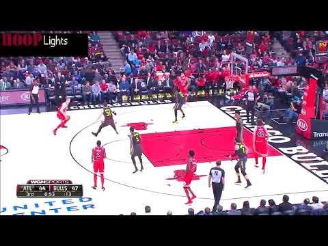 Atlanta Hawks vs Chicago Bulls - Full Game Highlights  October 26 2017  NBA Season 2017-18