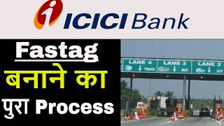icici bank fastag full Process