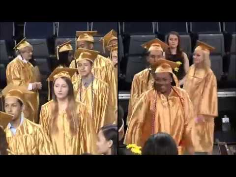 Topeka High School 2017 Graduation