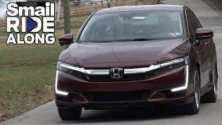2018 Honda Clarity Touring Plug-in Hybrid - Review & Test Drive - Smail Ride Along