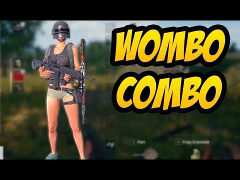 PUBG - FPP Duo's -  Wombo Combo w/ The Wife