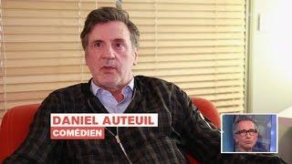 Thierry Lhermitte et Richard Berry vus par Daniel Auteuil - C à vous - 29/04/2015