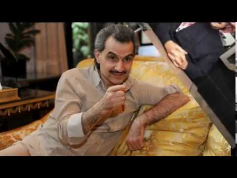 Saudi prince Al-Waleed bin Talal is richest Arab $22.6 billion | Breaking News