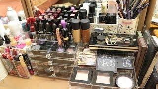 Koleksi Makeup-Mengatur Koleksi Makeup pribadi :)