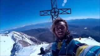Monte velino 2487m - winter 2017