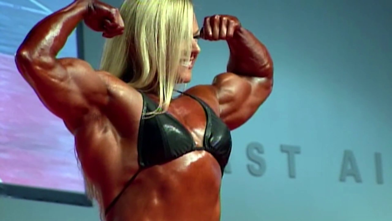 Muscle women pictures