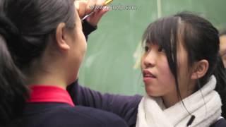 聖母書院化妝體驗2015﹣16