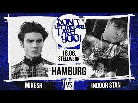 DLTLLY  Rap Battles  Indoor Stan vs Mikesh