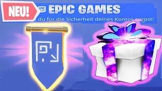 Fortnite: GRATIS Banner KOSTENLOS bekommen! | (sehr einfach) | Fortnite Battle Royale