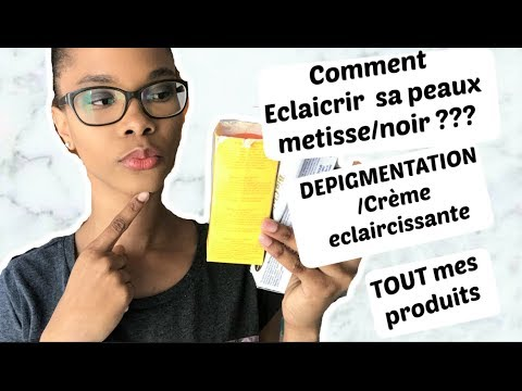 comment eclaircir sa peaux metisse noir comment blanchir sa peaux youtube. Black Bedroom Furniture Sets. Home Design Ideas