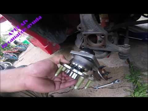 balero trasero ford explorer 2002 4x4