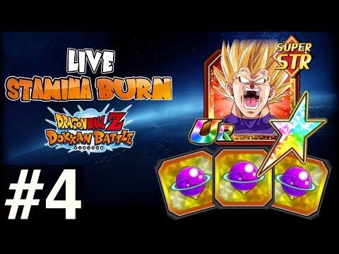 STR VEGETA RAINBOW SHOWCASE & Collecting Supreme Kai Stones! - Dragon Ball Z Dokkan Battle! (DBZ)