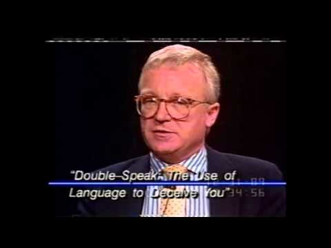 Doublespeak: How Language Is Used To Deceive You