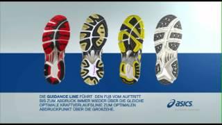 ASICS GUIDANCE-LINE - YouTube