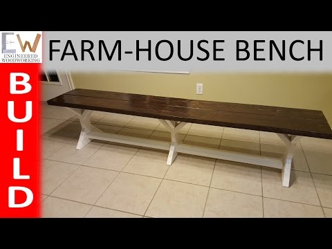 Farm-House Bench