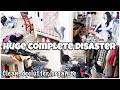 Huge Complete Disaster Real Life Cleaning | Messy House Transformation | Cleaning My Closet