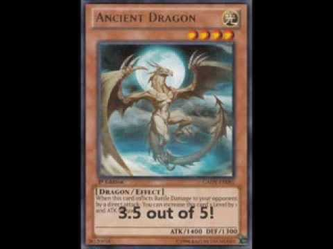 Yu-Gi-Oh! Card Review #34- Ancient Dragon