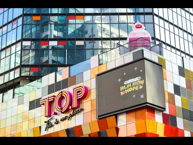 T.O.P x Cheap Century 呈獻「大麻成『燈』陸 T.O.P」 超人氣 3.5 米高「A-Lad-Lin」Lin 神大麻成爆笑登場