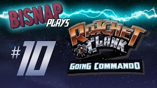 Let's Play Ratchet & Clank: Going Commando Episode 10 - Joba I & The Megacorp Games
