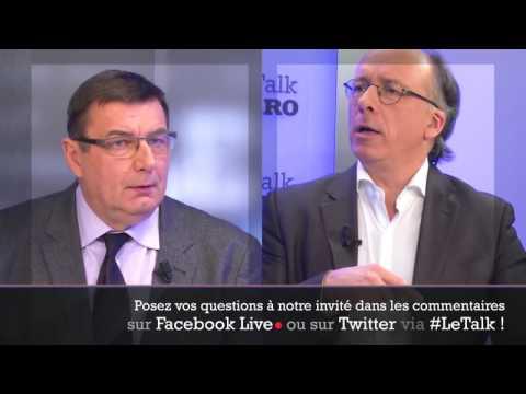 Lamour : «Anne Hidalgo est très idéologue, ce qui nuit à la bonne gestion de Paris»