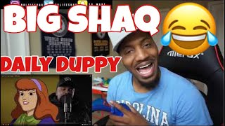 This the funniest one yet!!! | Big Shaq - Daily Duppy | GRM Daily | REACTION