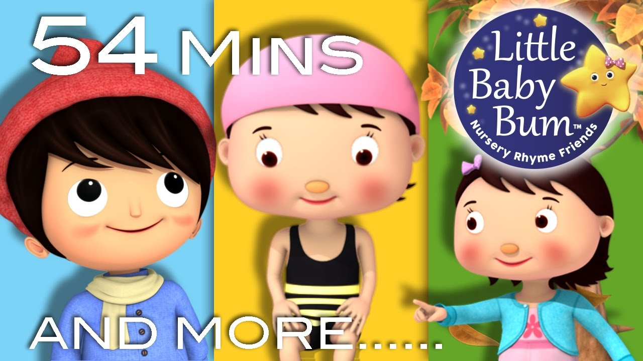 Learn With Little Baby Bum Seasons Song Nursery Rhymes