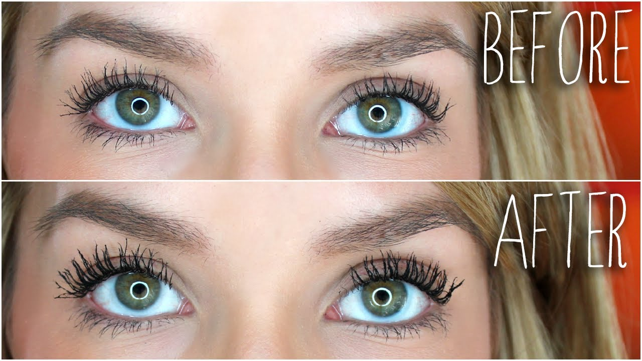 Younique 3d Fiber Lashes Mascara Review Demo Youtube