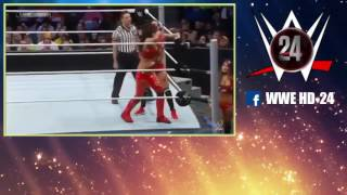 Nikki Bella vs Brie Bella vs Aj Lee   WWE SmackDown Full Match