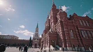 Moscow Hyperlapse