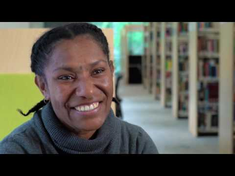International Students in Australia - Joanne Naki from Papua New Guinea