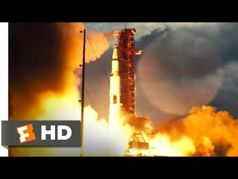 First Man (2018) - We Have Liftoff Scene (7/10) | Movieclips