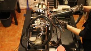 Капітальний ремонт кавоварки Vibiemme Kometa 2gr