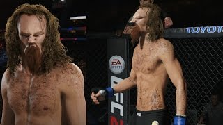 Is He Human? Moses Cuh EA Sports UFC 2 Ultimate Team Gameplay