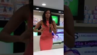 Miss Universo 2011,   Leila Lopes estreia-se como empresária.