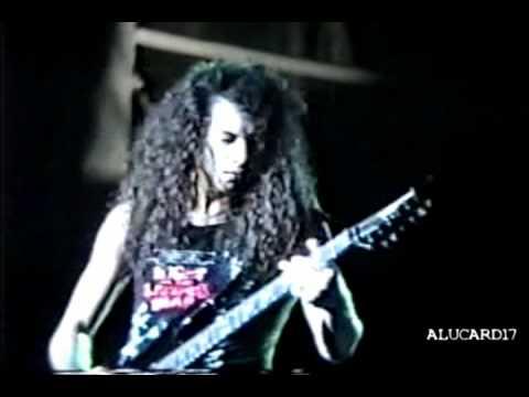 Metallica Damage Inc. Middletown  July 21st 1989