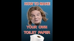 ISMO | How to Make Toilet Paper (Life Hack)